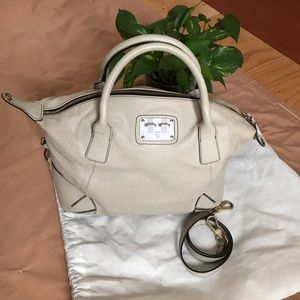 Grey Furla Handbag